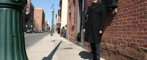 Sheila Levrant de Bretteville in the Ninth Square