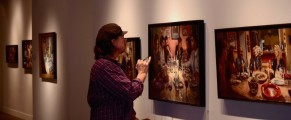 Frank Bruckmann at Kehler Liddell Gallery