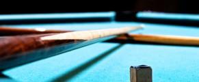 Three Sheets pool table