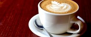 Latte at Jojo's
