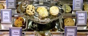 Moon Rocks cookies