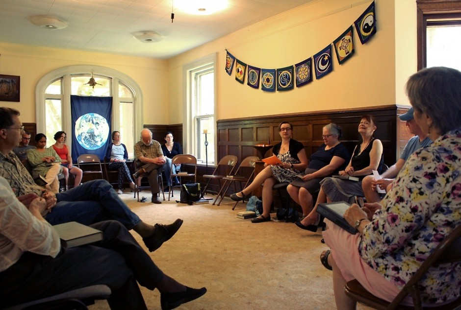 First Unitarian Universalist Society of New Haven