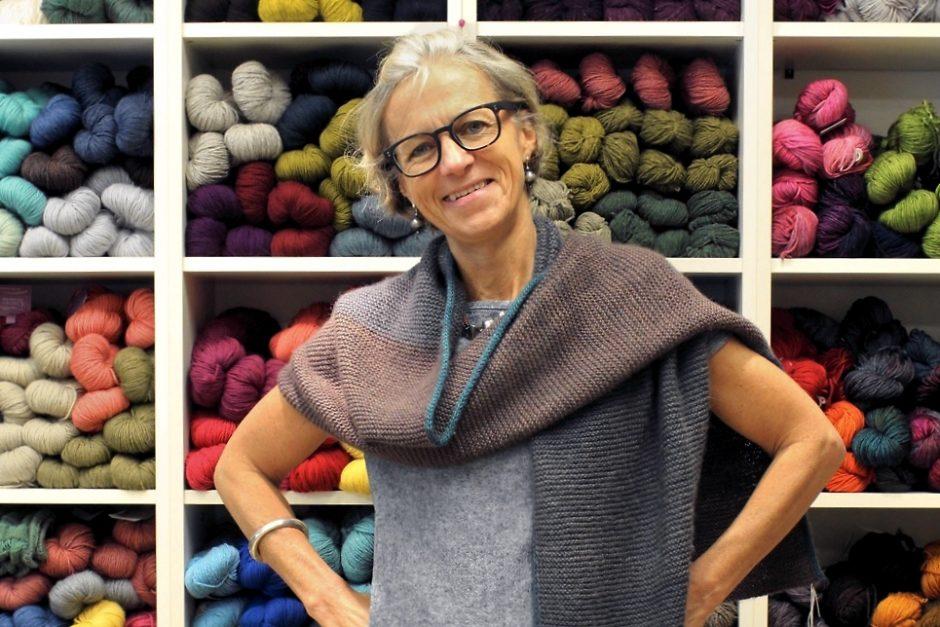 Julia Bogardus, Knit New Haven