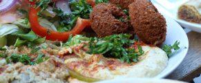 Sesame Falafel
