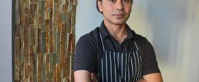 Kamrak Khan of Hasna's Grill