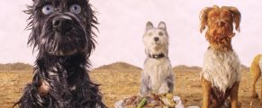 Partial still of Isle of Dogs (2018)