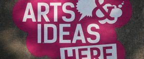 Ground decal for 2018 International Festival of Arts & Ideas