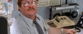 Stephen Root in Office Space (1999)