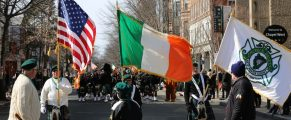 2017 Greater New Haven St. Patrick's Day Parade
