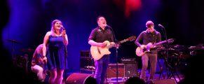 Steve Rodgers (center), Jessy Griz, Jonny Rodgers