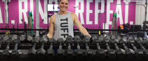Christa Doran at Altira Fitness